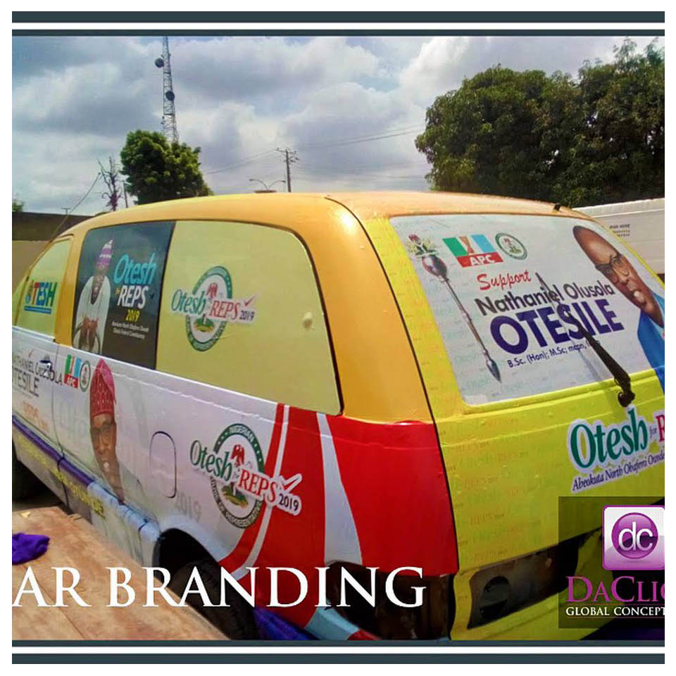 Vehicle Wrap / Branding