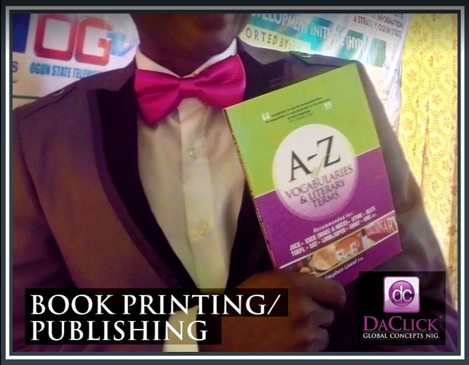 Book Printing & Publishing